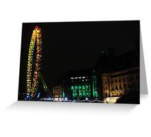Amazing London - LONDON EYE 31st December 2010 # 2 - (UK) Greeting Card