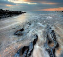 January, Croyde Bay, North Devon by Rob Dougall