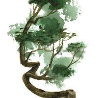 Little Tree 133 by Sean Seal