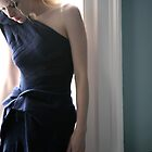 Lady in A Blue Dress by Andreu