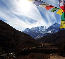 Annapurna sky by xsheridanx