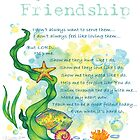 Deep Friendship by KimberlyGlese
