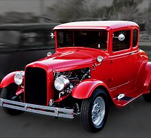 1930 Ford Model A Coupe by PhotosByHealy