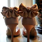 Wedding Shoes by infiniteartfoto
