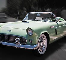 1956 Thunderbird convertible by PhotosByHealy
