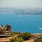 Watson Bay Overlooking The Manly Peninsula by Raoul Isidro
