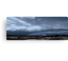 Severe Storm Cell  Canvas Print