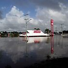 Qld Flooding by Adelheid