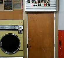 Laundry Turb Transpot P/L by cheshcat