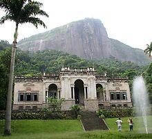 Rio de Janeiro Vista by RationalMatthew