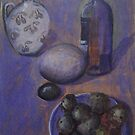 Still life in violet by RuthHunt