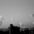 New York City - Rooftop view by Christina Rodriguez