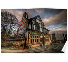 Old Silk Mill Poster