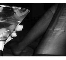 Hittin' The Booze Again Photographic Print