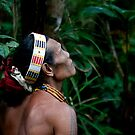 Mentawai, Indonesia-- Seekaray (Shaman) by tomcelroy