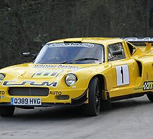 John Indri/Dave Engwell - Darrian T90 GTR - Winners of the TRS Brands Hatch Stages Rally 2011 by MSport-Images
