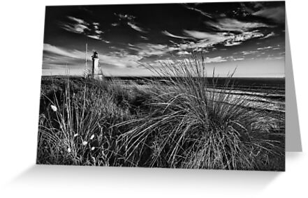 Point Lonsdale Lighthouse, Victoria, Australia  by Margaret Metcalfe