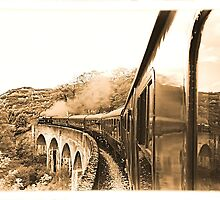 Steam train to Mallaig by peaky40
