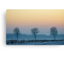 Three Kings from the East Canvas Print