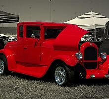 1928 Chrysler Custom Coupe Hot Rod by TeeMack