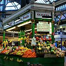 The Fruit and Veg Stall by JacquiK