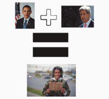 Obama + Kerry = Ted Williams by Dan Morgan
