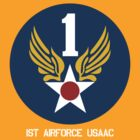 1st Airforce Emblem by warbirdwear