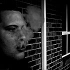My Brother Exhaling Cogitation by Josh Kennedy