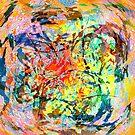 Vibrant Circles. by Grant Wilson