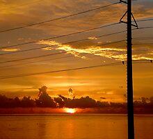 Sky Ablaze by Megan Evorik