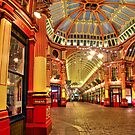 The Dome - Leadenhall Market Series - London - HDR by Colin J Williams Photography