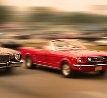 MUSCLE CAR RACE by snehit