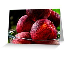 Crispy and sweet...:On Featured:1.Berries-fruits-and-seeds Group 2.The groups/chrome-mafia Group 3.Absolute-clarity Group 4. 1-artists-of-redbubble page=4 Greeting Card