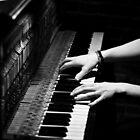 Dark Piano by montydawson