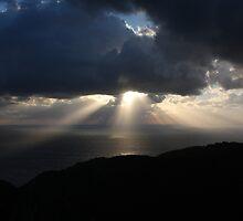 Rays of hope 9988 by João Castro