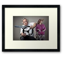 Driving Miss Daisy Framed Print