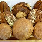 Bread display by Svetlana Day