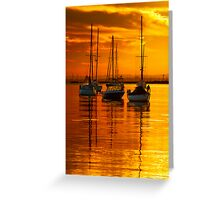 """Morningtide"" Greeting Card"