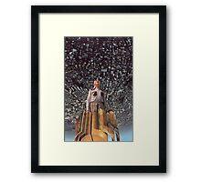M Blackwell - The Rapture... Framed Print