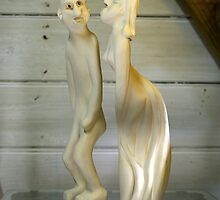 'Dancers' 2011 by JudiMoney