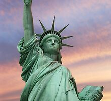Statue of Liberty by sumners