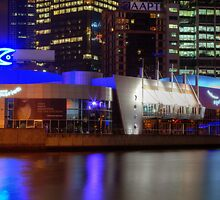 Melbourne Aquarium by ashara