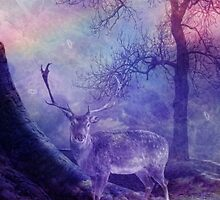 Forest Fantasy by Amanda Ryan