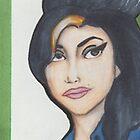 Amy Winehouse by Thochrein