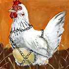 Chicken of Burden by TrishaSwindell