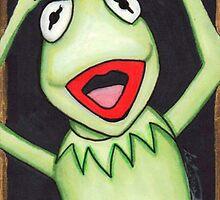 Kermit the Frog  by Thochrein