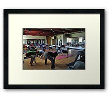 Yoga #3 Framed Print