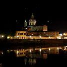 still night reflection  by FotosdaMau