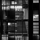 Stairwell by Neil Messenger