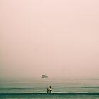 Across the Atlantic by Ken  Yan